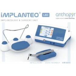Anthogyr Implanteo LED+kézidarab
