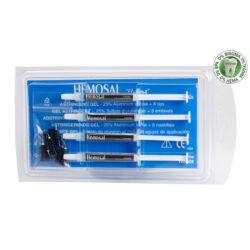 Hemosal adstringens gél / ideális viszkozitás, (kék) 4x1,5g (HSA-6)