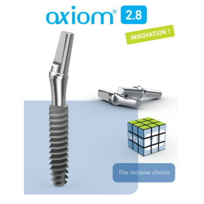 Axiom 2.8 implantátum