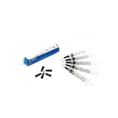G-Etch Jumbo kit savazógél kontraszttal utántöltő 50ml (kék)