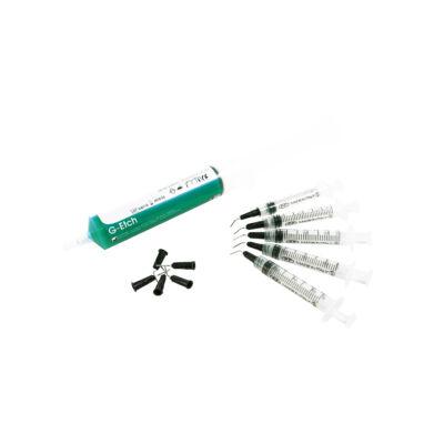 G-Etch Jumbo kit savazógél kontraszttal utántöltő 50ml (zöld)