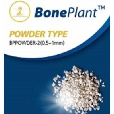 BonePlant csontpótló - Powder - 1,0~2.0 mm - 0,5 cc