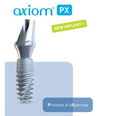 Axiom PX implantátum